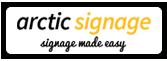 Arctic Signage